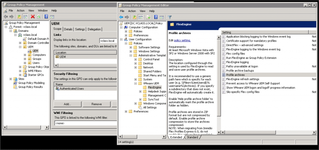 Let's troubleshoot User Environment Manager (#UEM) 9 X: How