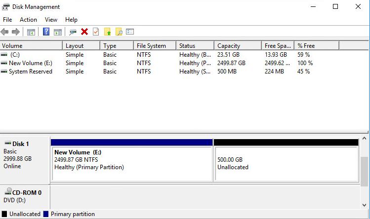 vSphere 6 5: Virtual Disk / VMDK Hot-extend beyond or equal